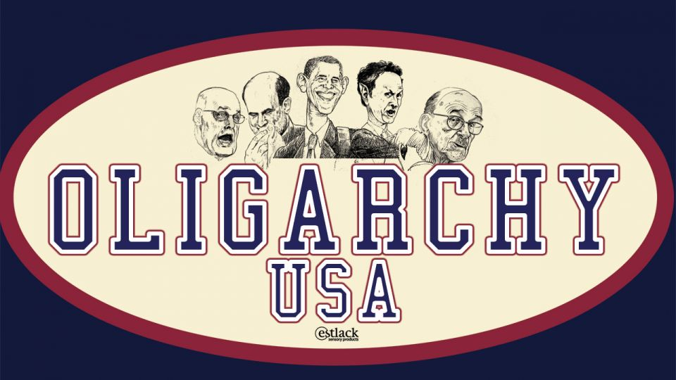 Oligarchy USA